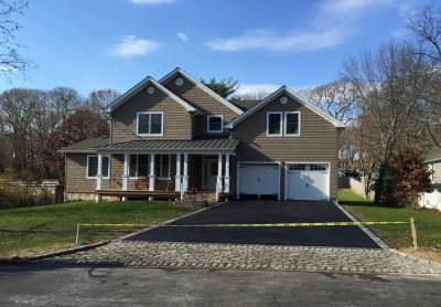 Smithtown Residence - New Construction